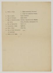 「明るい働きよい台所」 by 農林省農業改良局 (東京: 農林省農業改良局, 1949) [AC-0931] CCD Document
