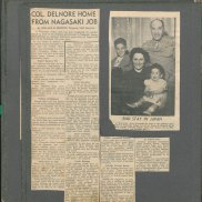 Victor Delnore Papers